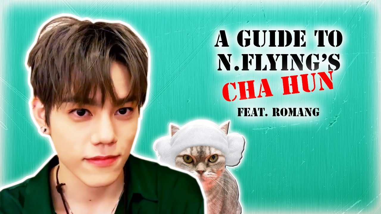A Guide to N.Flying's Guitarist: Cha Hun (Feat. His Daughter, Romang)