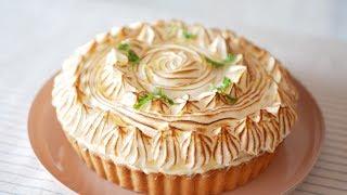 ケーキ屋さんのタルトシトロンの作り方 ゼロから出来上がるまで完全収録