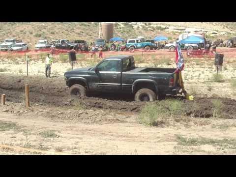 Superior Wyoming mud bogs 2017