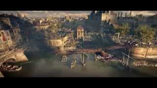 Assassin's Creed Единство Лучшая игра ( Русская озвучка )