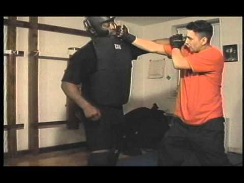 GRADOS WING CHUN STREET  COMBAT FULL TV SHOW NYC year 1999
