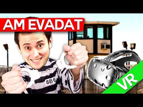AM EVADAT Permanent! FINALUL ! VR ! (HTC VIVE) SPECIAL!