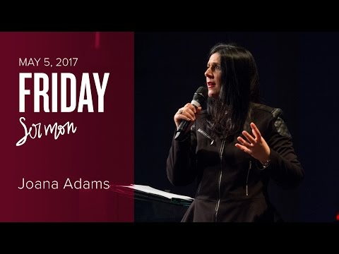 Introduction to Deliverance - Joanna Adams (Friday May 5, 2017)