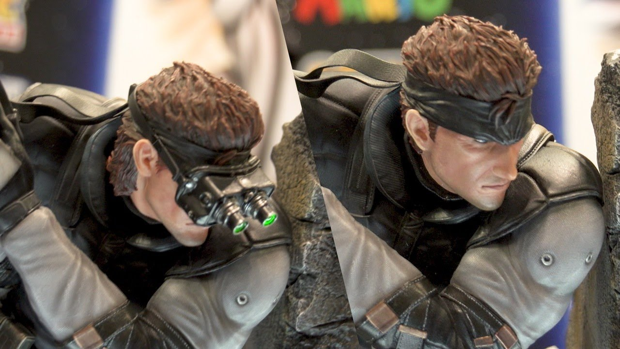 This $500 Metal Gear Statue is One Solid Collectible – IGN Access