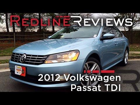 2012 Volkswagen Passat   Read Owner and Expert Reviews