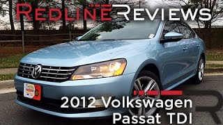Volkswagen Passat 2012 Videos