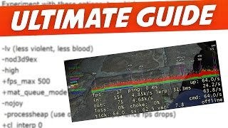 ULTIMATE FPS & PING Boosting Guide for CS:GO (In description)