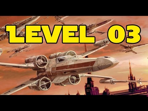 """Rogue Squadron 3D: 03 The Search for the """"Nonnah"""" [1080p 60fps] 