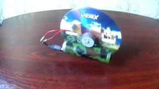 самодельный гироскоп игрушка для детей