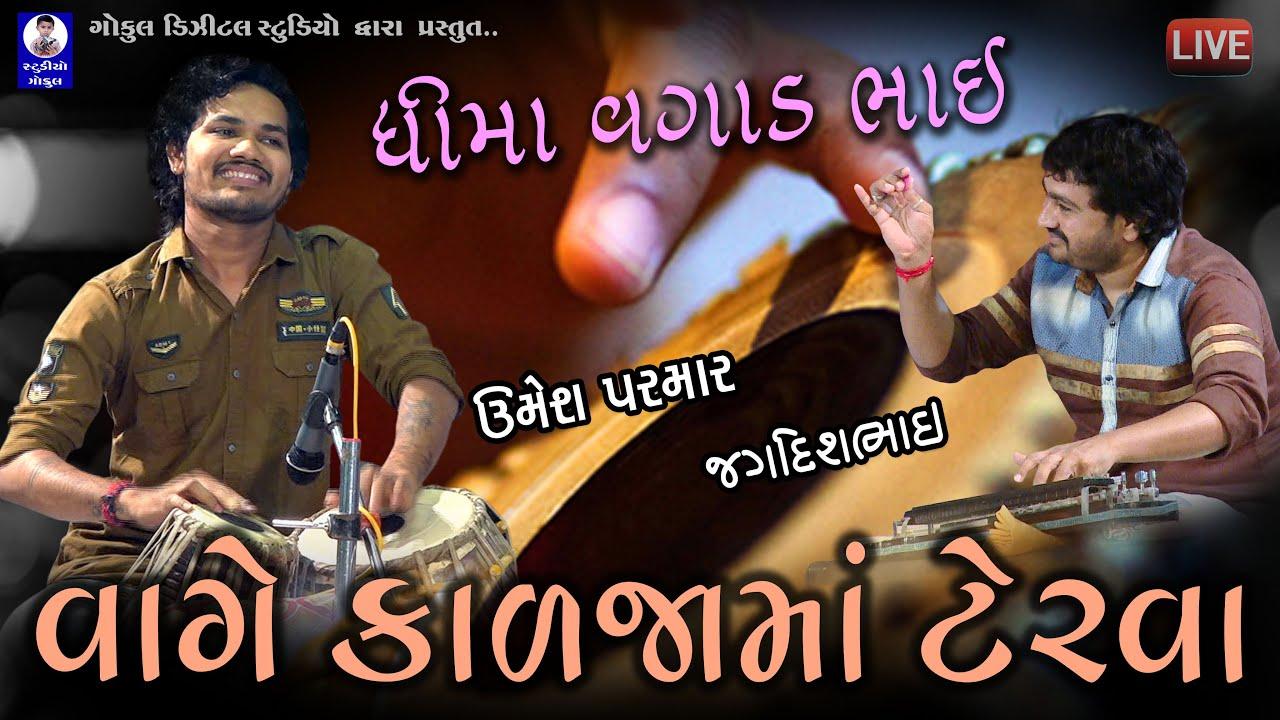 Tabla V/s Benjo || તબલા V/s બેન્જો || Umesh & Jagdishbhai || ઉમેશ & જગદીશભાઈ || Live Gokul Studio
