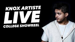 Knox Artiste Live | College Showreel