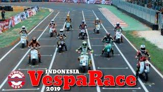 Vespa Race INDONESIA 2019