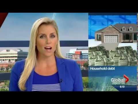 Household debt explodes in Alberta