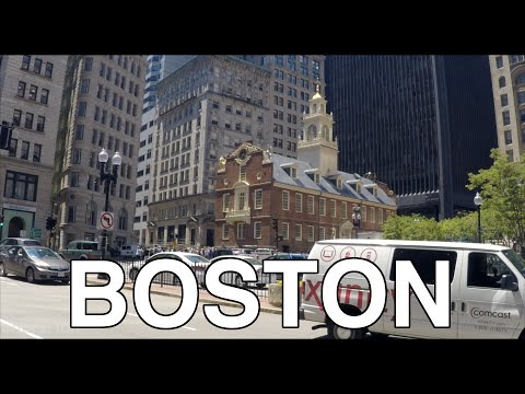 A trip to Boston, MA, US - 2015 - GoPro