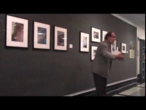 Gallery Talk Ricardo Viera on Visionaries of the Light