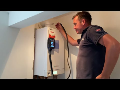 New Boiler Installation - ACS Gas Training - Apprentice Plumbers / Trainees