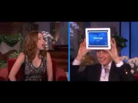 how to play heads up ellen game