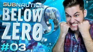 """Subnautica: Below Zero   [S2] #03   """"SEATRUCK!"""""""