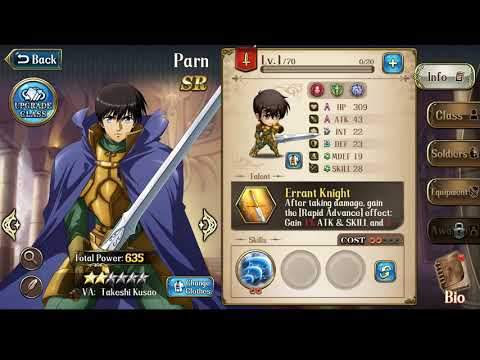 First Impression Parn Review - Is He Any Good?