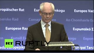 Belgium: Tusk inaugurated as new European Council President