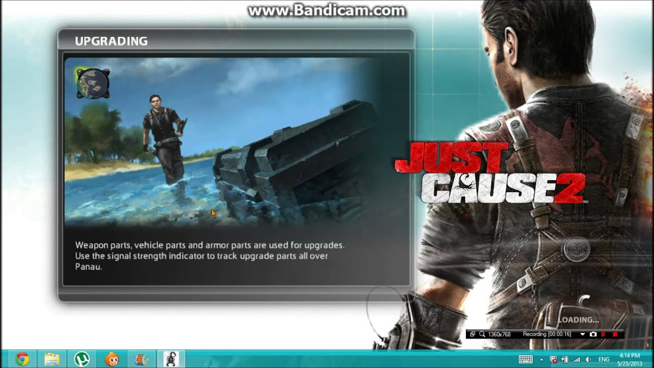 How to fix Just Cause 2 Fatal DirectX Error