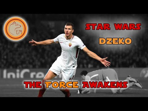 Star Wars DZEKO   AS Roma bomber