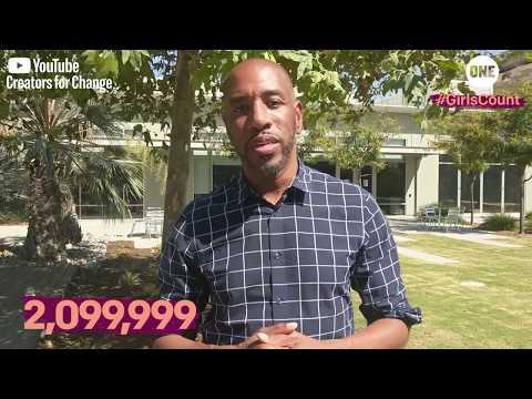 #GirlsCount | Malik Ducard, Director, Global Head of Family & Learning - 2,099,999
