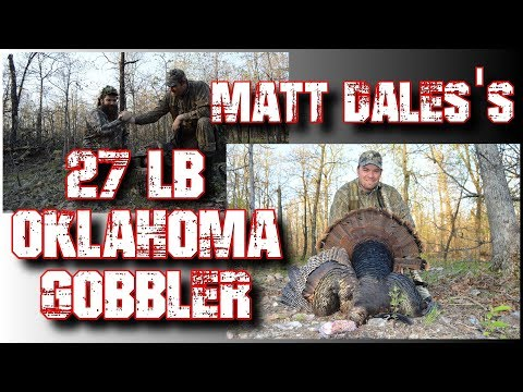 Matt Dale's Oklahoma Turkey Hunt