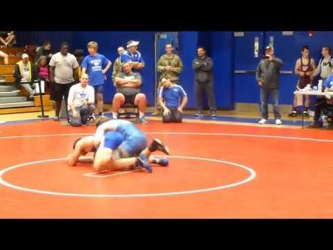 Charlie Rogers, Woodmont vs.Andrew Librizzi, Wren