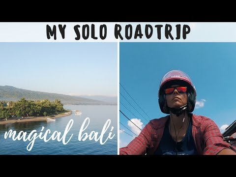Magical BALI - My Solo Road Trip to the North of Bali