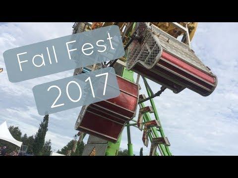 Fall Fest 2017 Vlog: Hofstra University   Feat. Lil' Wayne