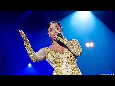 Alexandra Burke - I Will Always Love You - BBC Proms in the Park - Glasgow