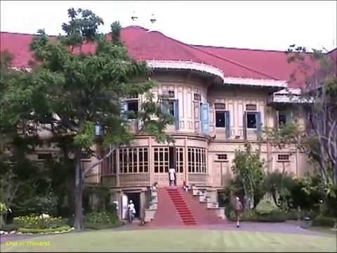 Olaf in Thailand / Episode 43: Bangkok - Wimanmek-Palast / Vimanmek Mansion (Palace) 1