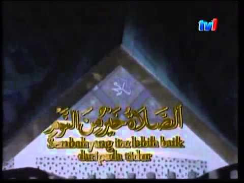 Download Adzan Shubuh TV1 (Revisi 1990)