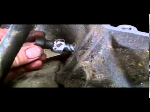 VAUXHALL GEAR BOX REPAIR PART2