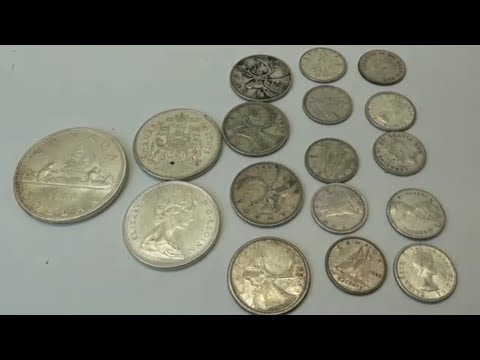 Canadian Silver Circulation Coins: A Bullion Investment
