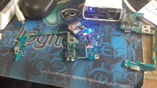 Samsung sm g532g dead boot repair 100 done by gsm alamin video