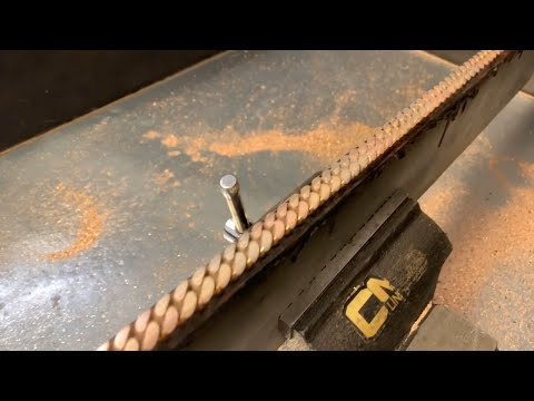 Making a Tricolor Gold Cuban Chain (18 Karat Solid Gold Chain)