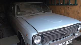 Дедушка хранил ГАЗ 24 «Волга» с 1985 года . Хранился 31 год в гараже.