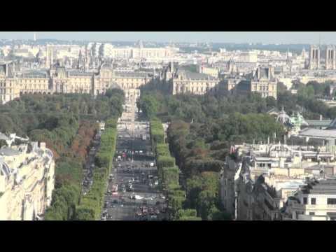 L'Arc de Triomphe, place Charles de Gaulle Etoile