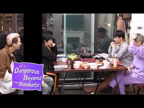 "Min Ho ""How Come you're all Kim Min Seok"" [It's Dangerous Beyond The Blankets Ep 6]"