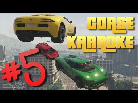 GTA 5 - CORSE KARAOKE: Ep. 5 [PS4]