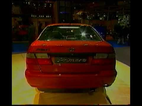 mondial de l 39 automobile 1996 youtube. Black Bedroom Furniture Sets. Home Design Ideas