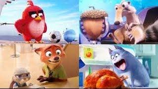 Самые Ожидаемые Мультфильмы 2016 года