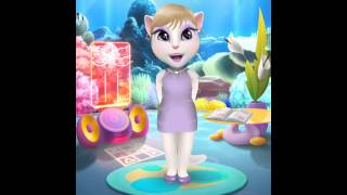 [My Talking Angela] I Bet You Think This Song Is About You Tom‼️🎤🎸😂😂