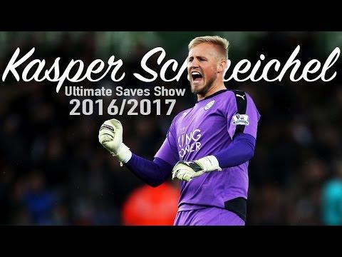 Kasper Schmeichel 2016/2017 ● Ultimate Saves Show