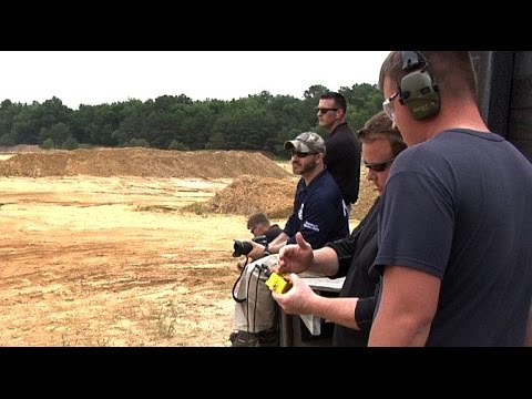 TSA explosives training program