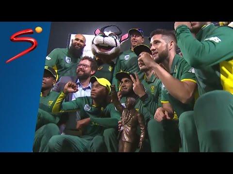 Nelson Mandela Legacy Cup: Proteas vs Springboks (short highlights)