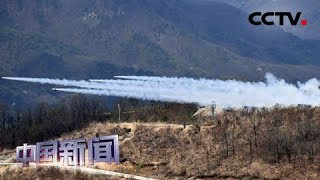 [中国新闻] 韩美夏季军演落幕 朝鲜谴责韩美军演 多次试射火力打击系统 | CCTV中文国际
