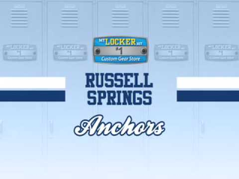 Russell Springs Elementary School, Anchors,Russell Springs,